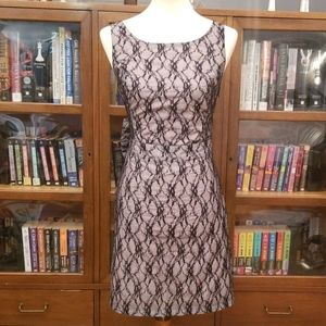 Ark and Co Lace Dress with Bow, Size S